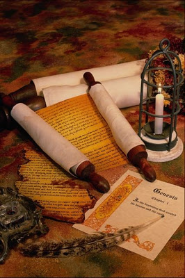 Magic Scrolls