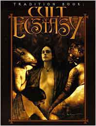 Compre o Tradition Book Cult of Ecstasy Revised