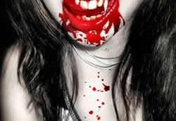 Belle Femme vampire - Nice Vampire girl