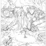 Mais Desenhos de Lobisomem: O Apocalipse 20 Anos