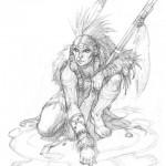 Lobisomem: O Apocalipse 20 Anos - Desenhos das Tribos Perdidas