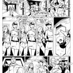 Comic Arpeggio 5: Atrás da Porta