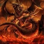 Dragões Clássicos no Mundo das Trevas