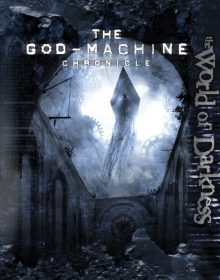 Compre o God-Machine Chronicle