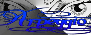 Arpeggio the Comic