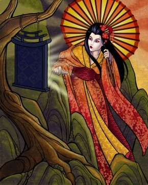 Amaterasu_by_tattereddreams