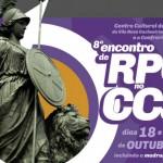 Venha para o 8º Encontro de RPG no CCJ nos Dias 18 e 19/10!