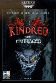 Kindred. The Embraced. Capa DVD.